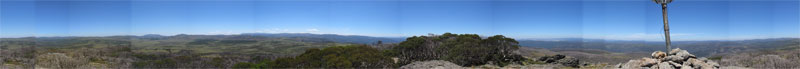 Mt Cope panorama